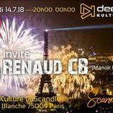 Renaud CB @ Deep Kulture 14 07 18 partie 2