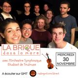 LBDLM #4 - 30 novembre 2016 - Orchestre symphonique étudiant de Toulouse