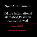 Syed Ali Hussnain after one month
