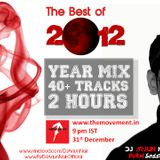 BURN Sessions - YEAR MIX 2012 -122- DJ ARJUN NAIR