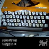 Unspoken Inferences - FatCat Records Podcast #81