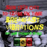 Breakfast Vibrations @ Versionist Village Radio