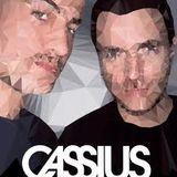 CASSIUS & THOMAS BENGALTER (DAFT PUNK) live at paradiso club, amsterdam holland 19.10.2002