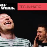 Technimatic (Shogun Audio, Spearhead Records) @ The Mixmag Mix of the Week (31.07.2013)
