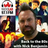 Back to 1989 with Nick Benjamin TX 30th Aug
