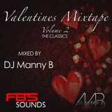 Valentines Mixtape Volume 2 (The Classics) - DJ Manny B