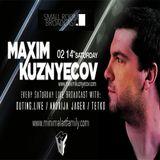 Maxim Kuznyecov - Live @ MAF SR Broadcast (2015-02-14)
