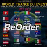 WORLD TRANCE DJ EVENT 2017 ReOrder