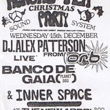 Inner Space (Trance Europe Express / Planet Dog) lve at Herbal Tea Party Manchester 15 December 1993