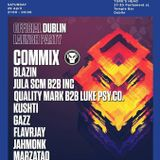 JahMonk - OUTLOOK official Dublin Launch Party on the 29/4/2017 (Promo Mix , only vinyl)