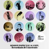 16º Aniversario Confetti Pop Club (2011)