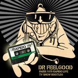 Dr Feelgood Live in Paris - Theatre de l'empire 1979- Tv show Bootleg !
