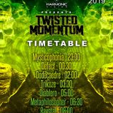 Trikoze - Back In The Ride @ Twisted Momentum, Sofia 2019