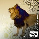 Club du Monde @ Canada - Balkadan - nov/2010