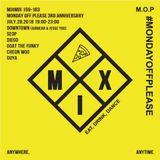 M.O.P 3rd Anniversary Brazilian dnb mix