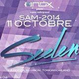 11 oct 2014 - UnerdGround Inox Club Invite Seelen - Bako Gaby - 00h/01H