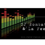 Live Broadcast TJ Wombat & La Fee 28th Aug 16 Junglish!!