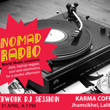 Nomad Radio sessions - Laid back soul, latin and afro.