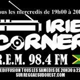 Irie Corner by Hagar sound system - Emission du 01/10/12