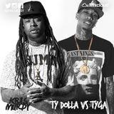 @DJKRISMURDY // TY DOLLA $IGN vs TYGA