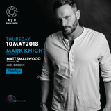 Art Xtreme Media and Kyo KL present MARK KNIGHT (Toolroom, UK) Promo Mix