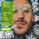 Jacques Greene + Brodinski - Rinse FM Podcast - 01-Jan-2016