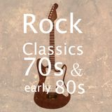 Rock Classics 70s up to early 80s