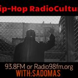 Hip-Hop RadioCulture with Sadomas & Lobo 29-06-18