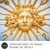 International Airspace: Sounds du Soleil
