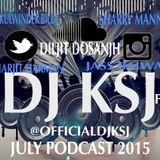 "JULY 2015 ""BHANGRA"" PODCAST - DJKSJ"