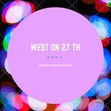 WEST ON 27TH presents MDMA live @ magic phangan studio thailand