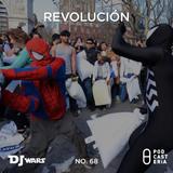 DJ Wars No. 68 - Revolución: T-Rex, Gil Scott-Heron, The Clash, Joy Division, Radiohead, Pink Floyd.