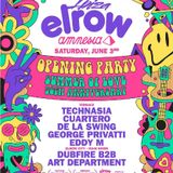 Cuartero @ Elrow Opening Party, Amnesia Ibiza - 03 June 2017