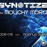 Mouchy Mora pres. Psynotized 015 (June 2014) - Magnus Guest Mix