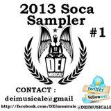 Dei Musicale - 2013 Soca Sampler #1