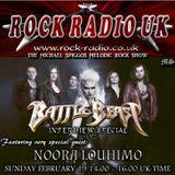 The Michael Spiggos Melodic Rock Show feat. Noora Louhimo (Battle Beast) 19.02.2017