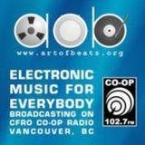 Bullet Bill - Live on Art of Beatz Radio Vancouver 100.5FM