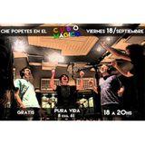 Che Popeyes - Cubo Magico 19/8/2015