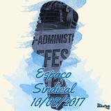 Espaço Sindical - 10 de agosto de 2017
