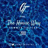 THE HOUSE WAY DEEP HOUSE Summer Mix 2018