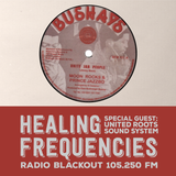 HEALING FREQUENCIES 06 ft. United Roots Sound System - Radio Blackout