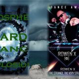Atmospheric Hard Trance X Plosion special guest Rowen X - Smile Hippy, Its Only Acid 2019 Show A