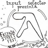 Input Selector Prezintă | Acid in the Street [aphex twin brth diy prty]