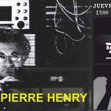 PODCAST BAJA FRECUENCIA RÀDIO P.I.C.A. - PROGRAMA 74 - ESPECIAL PIERRE HENRY