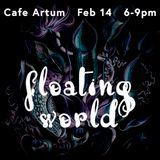 Christy Lakeman live set at Floating World (14-02-19), Cafe Artum