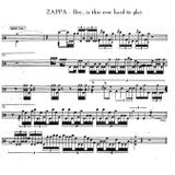 Frank Zappa - Boy, Is This Ever Hard To Play