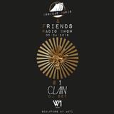 Ursidae Paris & Friends Radio Show 001 - Clain Dj Set @ Antifaktory 05/04/2018 on Wild1 Radio