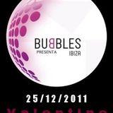 Valentino Kanzyani - Live @ Bubbles Club, Ibiza, Espanha (25.12.2011)