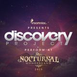 Discovery Project: Nocturnal Wonderland 2013 (DJ / Nuno Crachá)
