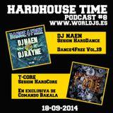 Hardhouse Time @ Worldjs 18/09/2014 PODCAST #08
